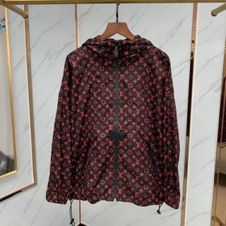 ルイヴィトン(LOUIS VUITTON)の2020AW 新作 Louis Vuitton スポーティフーデッドパーカ(パーカー)