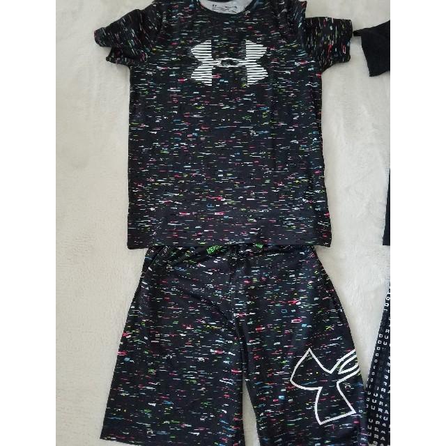 アンダーアーマー キッズ/ベビー/マタニティのキッズ服男の子用(90cm~)(Tシャツ/カットソー)の商品写真