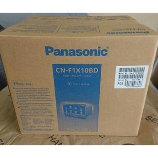パナソニック(Panasonic)のパナソニック ストラーダ F1X PREMIUM10  CN-F1X10BD(カーナビ/カーテレビ)