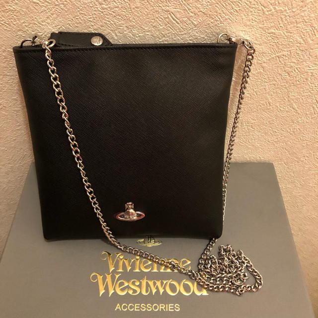 Vivienne Westwood(ヴィヴィアンウエストウッド)のヴィクトリア ショルダーバッグ レディースのバッグ(ショルダーバッグ)の商品写真