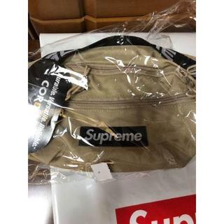 シュプリーム(Supreme)のSupreme Waist Bag 18SS tan(ウエストポーチ)