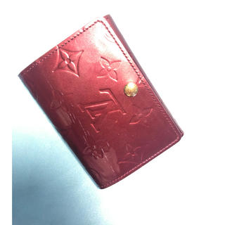 ルイヴィトン(LOUIS VUITTON)のルイヴィトンのカードケース(名刺入れ/定期入れ)