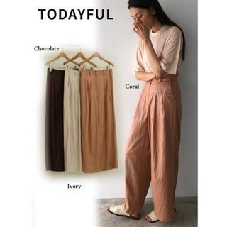 専用です!!TODAYFUL   Silktouch Wide Pants (カジュアルパンツ)