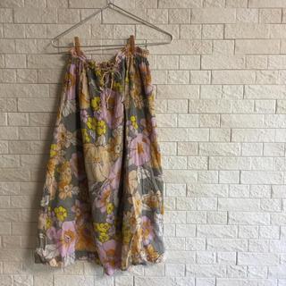 SM2 - SM2 サマンサモスモス 花柄スカート