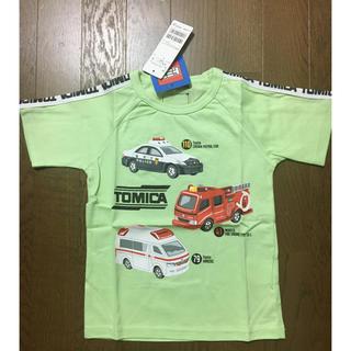 クレードスコープ(kladskap)の新品タグ付き★クレードスコープ★トミカTシャツ(Tシャツ/カットソー)