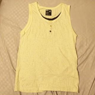 ピーピーエフエム(PPFM)のPPFM タンクトップ メンズM(Tシャツ/カットソー(半袖/袖なし))