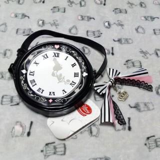 フシギノクニノアリス(ふしぎの国のアリス)の☆不思議の国のアリス 時計ポーチ☆(ポーチ)