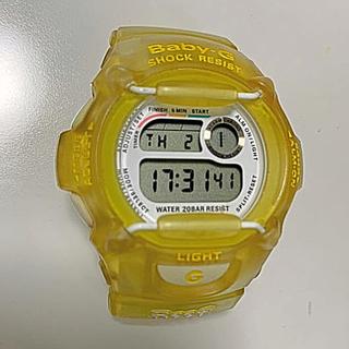 ベビージー(Baby-G)のCASIO  Baby-G  イルクジタイプ  稼動品(腕時計)