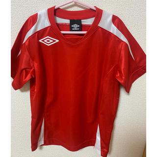アンブロ(UMBRO)のアンブロ umbur Tシャツ 半袖 サッカー スポーツ(Tシャツ/カットソー)