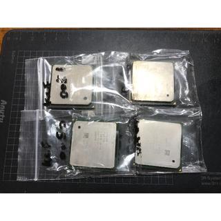 インテレクション(INTELECTION)の4個セットUGA10 用CPU INTEL  2.50GH SL6ZY(PCパーツ)