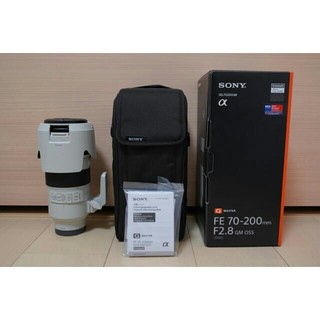 SONY - SONY FE 70-200mm F2.8 GM OSS SONYレンズ