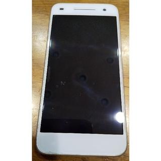 シャープ(SHARP)のスマートフォン本体 シャープ製 Android One S1(スマートフォン本体)