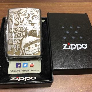 ジッポー(ZIPPO)のBiSH オリジナルデザインzippo (アイドルグッズ)