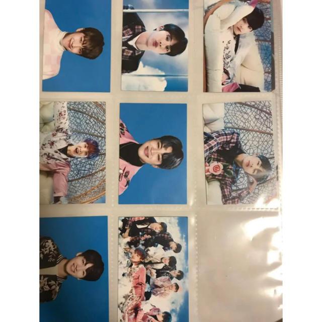防弾少年団(BTS)(ボウダンショウネンダン)の bts Wings ミニフォト  エンタメ/ホビーのタレントグッズ(アイドルグッズ)の商品写真