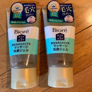 Biore - ビオレ おうちdeエステ マッサージ洗顔ジェルなめらか(150g)