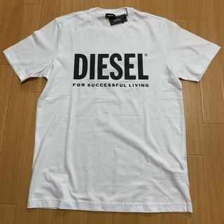 DIESEL - diesel tシャツ タグ付き