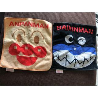 アンパンマン(アンパンマン)のアンパンハンドタオル ミニ(タオル/バス用品)