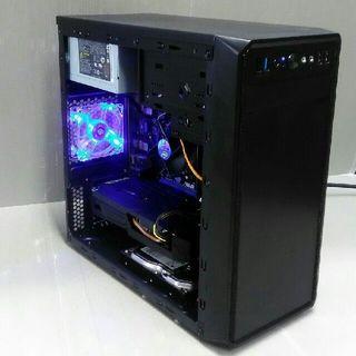 快適ゲーミングPC GTX1060 i7 3770 SSD240 8G