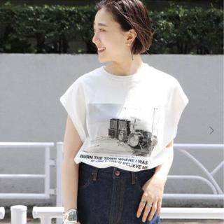 Plage - 【人気商品】JANE SMITH  STUDIO Tシャツ