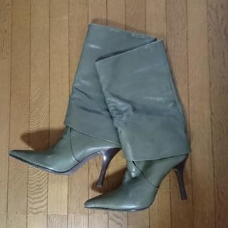 ダイアナ(DIANA)のダイアナ ミドルブーツ(ブーツ)