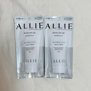 アリィー(ALLIE)のアリー ALLIE 日焼け止め トーンアップ 白ツヤ肌 美白(日焼け止め/サンオイル)