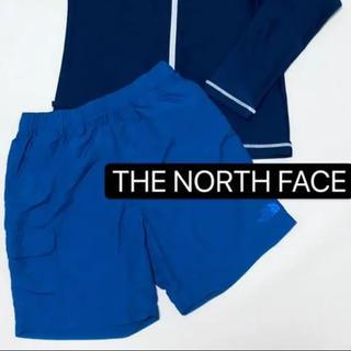 THE NORTH FACE - ザノースフェイス 半ズボン ハーフパンツ 美品 130