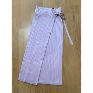 PLEATS PLEASE ISSEY MIYAKE - プリーツプリーズ 2019完売 巻きスカート