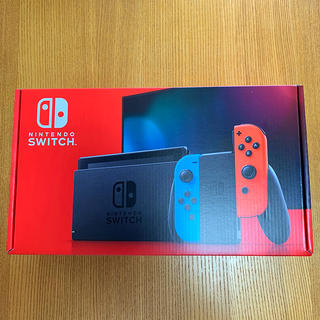 Nintendo Switch - 【新品】Nintendo Switch  ネオン