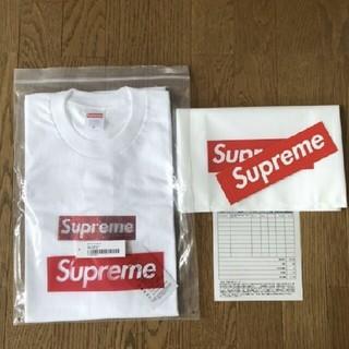 Supreme - Supreme/Swarovski Box Logo Tee M