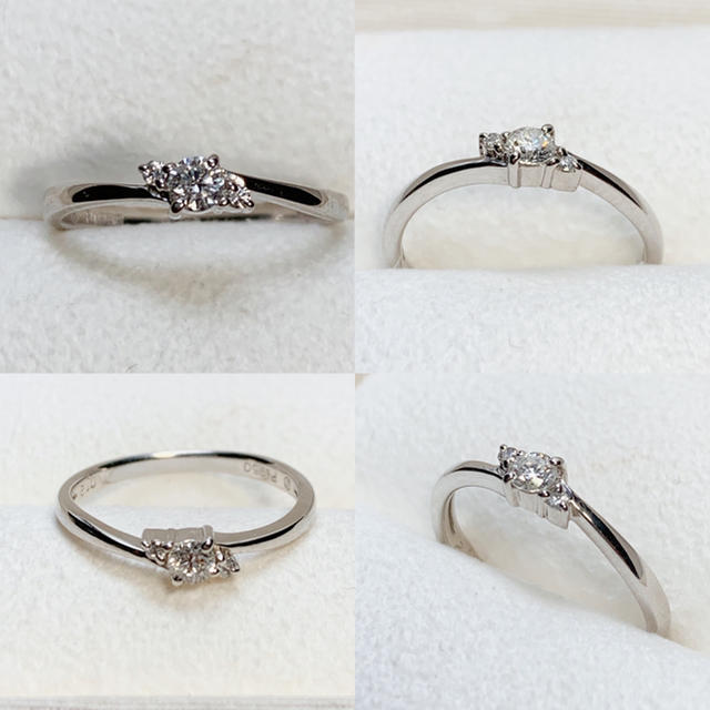 Vendome Aoyama(ヴァンドームアオヤマ)のVENDOME pt950 ダイヤモンド リング レディースのアクセサリー(リング(指輪))の商品写真
