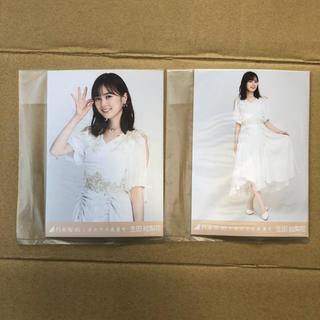 乃木坂46 - しあわせの保護色 生写真 5枚×2セット 生田絵梨花 チュウ ヒキ