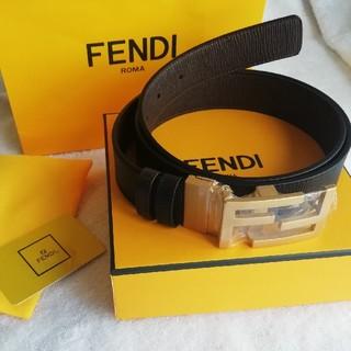 FENDI - FENDI フェンディ ベルト 箱付き 100CM