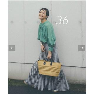 FRAMeWORK - 【新品タグ付き】高山 都×FRAMeWORK スカート