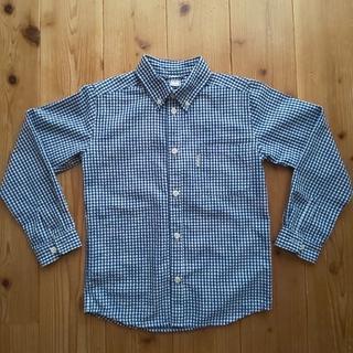 mont bell - ■モンベル ドライタッチ ロングスリーブシャツ 140  ボタンダウン