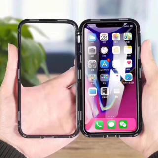 新品 磁気バンパーケース iphone各サイズあります(その他)