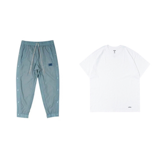 アシックス(asics)のasics x ballaholic Long Pants (soft sky)(その他)
