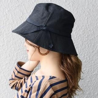 SHIPS - 新品未使用‼️SHIPS🌟UV機能ハット帽子BLACK