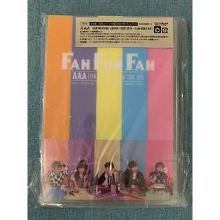 トリプルエー(AAA)のAAA 2019 FAN FAN FAN【新品未使用】(ミュージック)