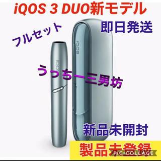 IQOS - 【即購入OK】iQOS3 DUO アイコス3 デュオキット ルーシッドティール