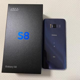 SAMSUNG - GalaxyS8本体☆グレー