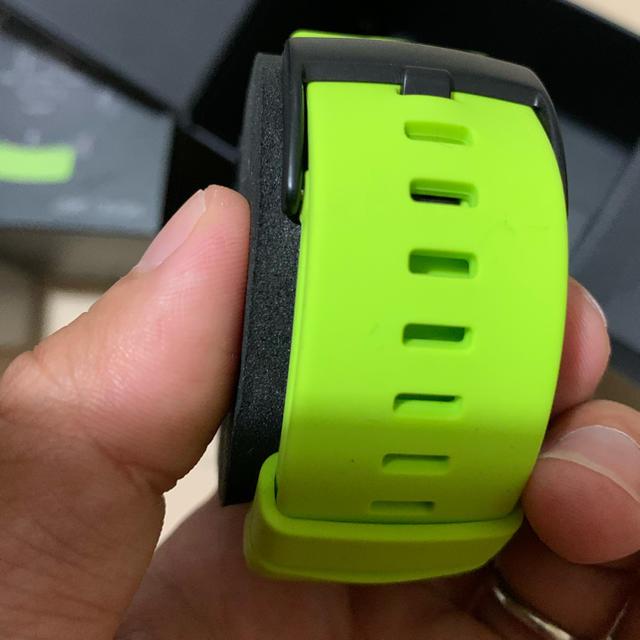 値下交渉可 スント コア ライム ブラック 新品 未使用 ベクター 黒 メンズの時計(腕時計(デジタル))の商品写真