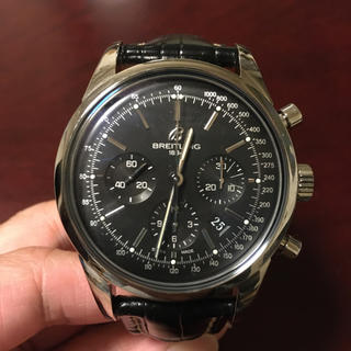 ブライトリング(BREITLING)のブライトリング トランスオーシャン  OH済(腕時計(アナログ))