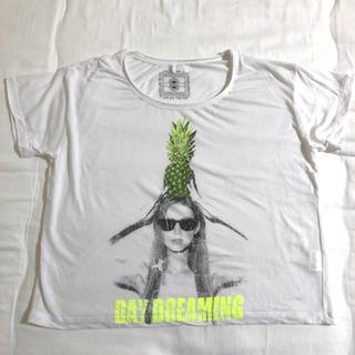 アウラアイラ(AULA AILA)のAULA AILA  by the sea ドリーミングTシャツ(Tシャツ(半袖/袖なし))