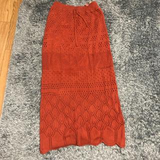 MAJESTIC LEGON - サマーニットスカート