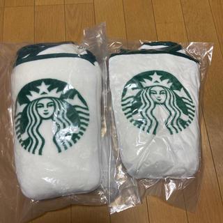 Starbucks Coffee - 【新品未使用】スターバックス ブランケット★2セット