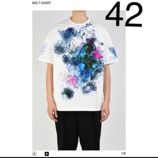 ラッドミュージシャン(LAD MUSICIAN)のBIG T-SHIRT 新品 定価以下  42サイズ(Tシャツ/カットソー(半袖/袖なし))