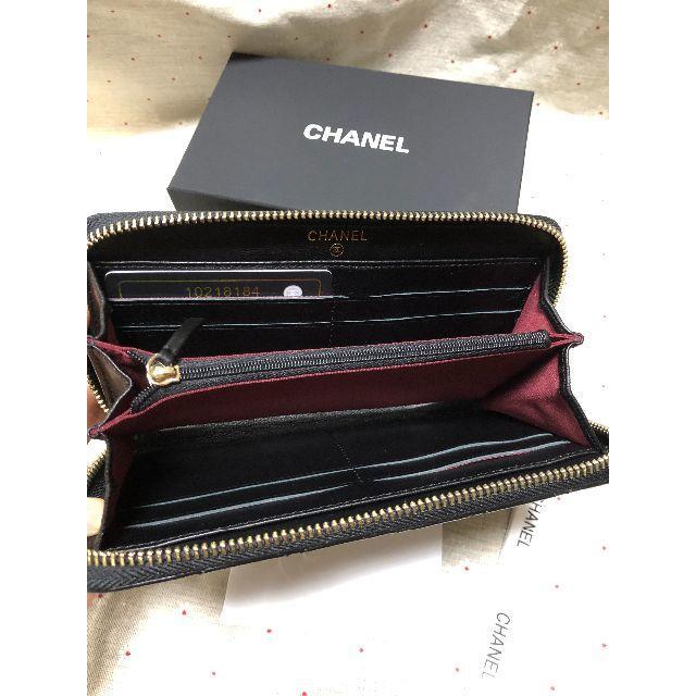 CHANEL(シャネル)のシャネル 財布 レディースのファッション小物(財布)の商品写真
