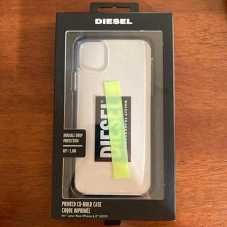 ディーゼル(DIESEL)のiPhone 11pro max ケース (DIPH-033-CLYET)(iPhoneケース)