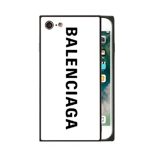 Balenciaga - バレンシアガ ガラスケース iPhoneケース qnr3kh