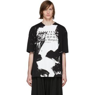 マルタンマルジェラ(Maison Martin Margiela)のmaison Margiela メゾンマルジェラ ロゴ ナンバリング tシャツ(Tシャツ/カットソー(半袖/袖なし))